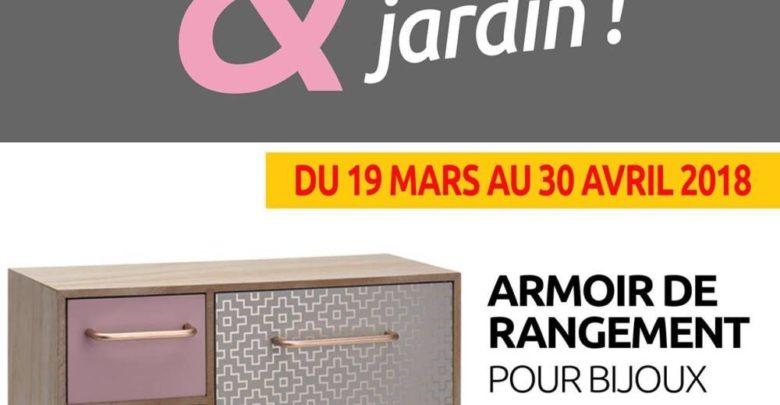 Photo of Flyer Mr Bricolage Maroc Spéciale Rangement Jusqu'au 30 Avril 2018