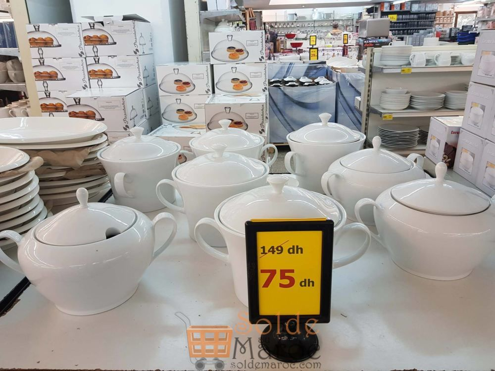 Promo Alpha 55 Porcelaine et Art de Table