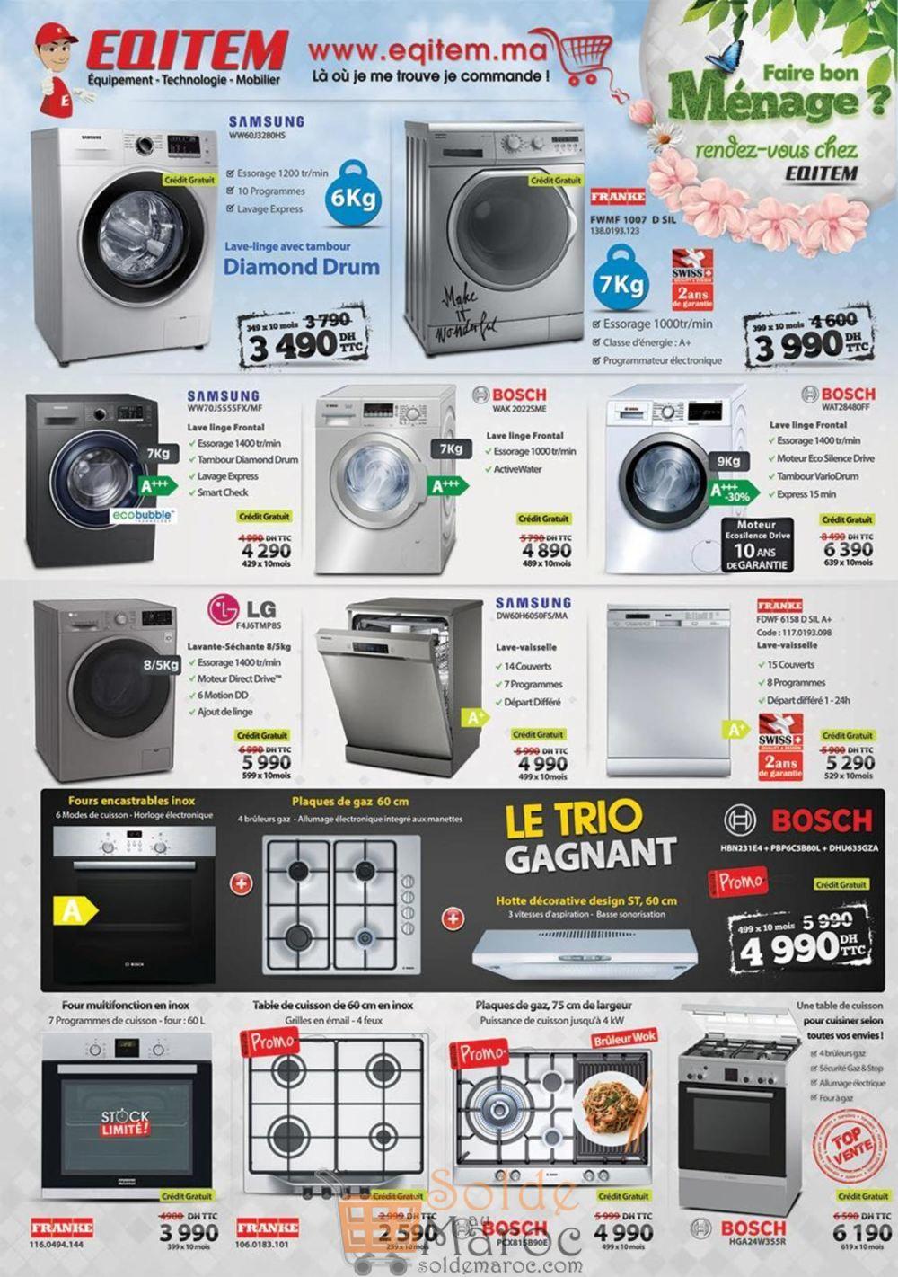 Catalogue Eqitem Electro Printemps 2018