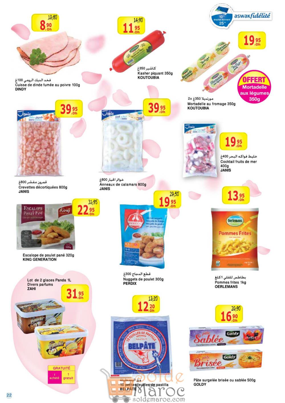 Catalogue Aswak Assalam Jusqu'au 6 Mai 2018