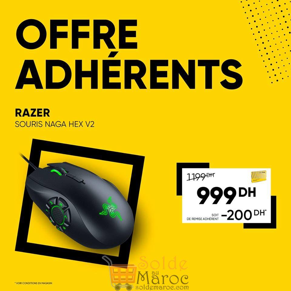 Offres Adhérents Fnac Maroc Spéciale Gaming