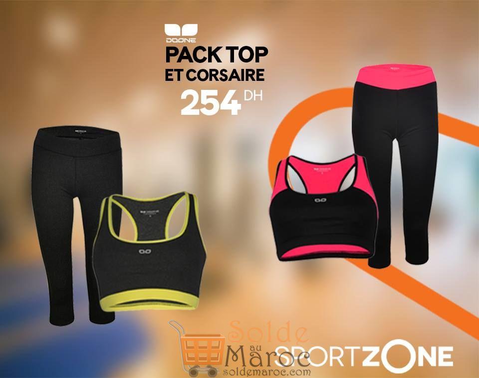 Nouvelle Collection Sport Zone Maroc Printemps été