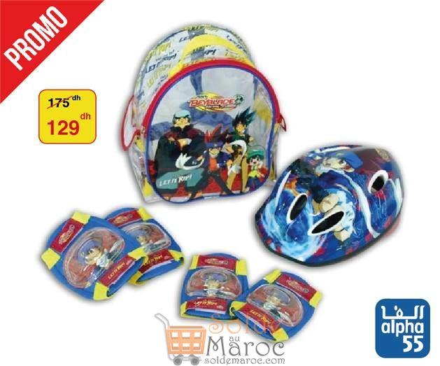 Promo Alpha55 Jouets Idées Cadeaux pour Enfants