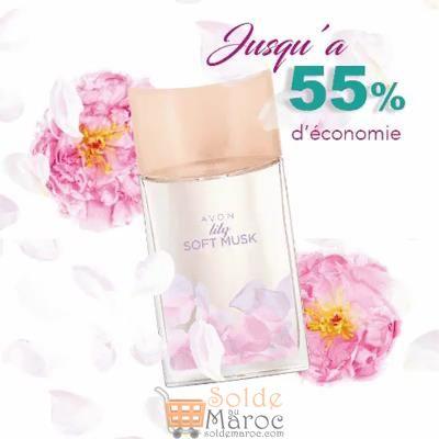 Promo Avon Maroc 50% de réduction sur une large sélection de produits