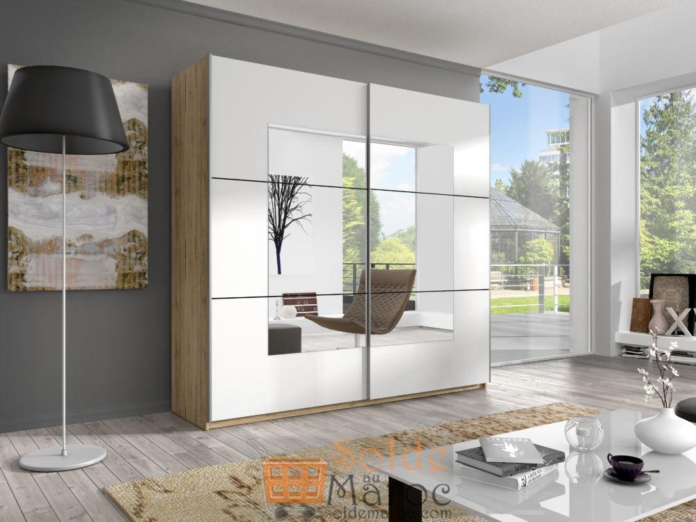 Promo Cozy Home Armoire BETA 57 9250Dhs au lieu de 5999Dhs