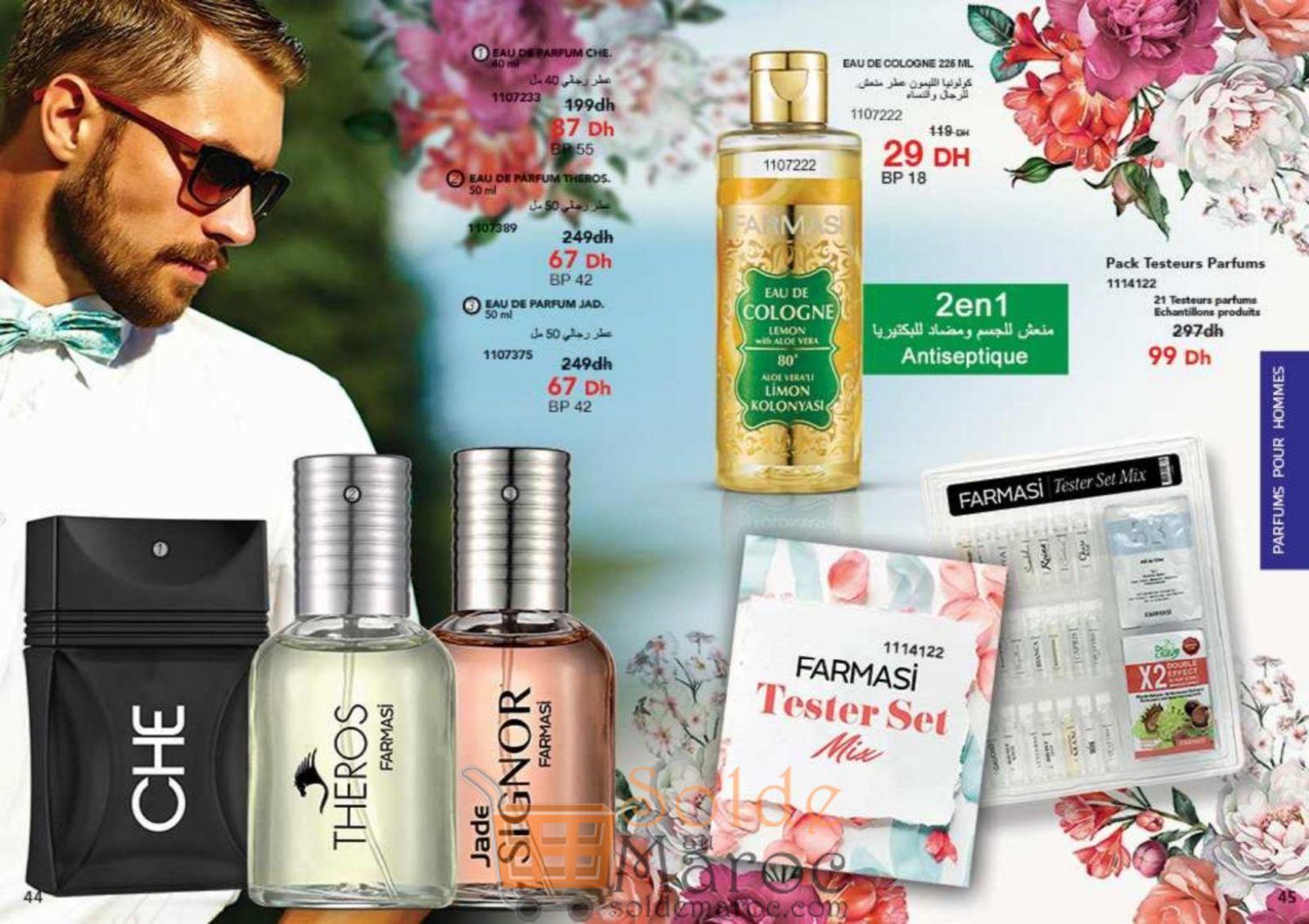Catalogue Farmasi Maroc Mai 2018