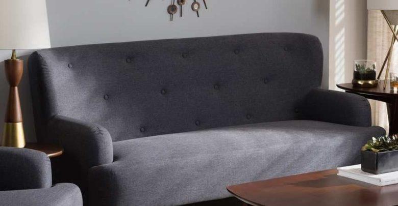 Photo of Promo Azura Home Canapé 3 places 170 cm NORA 2990Dhs au lieu de 4500Dhs