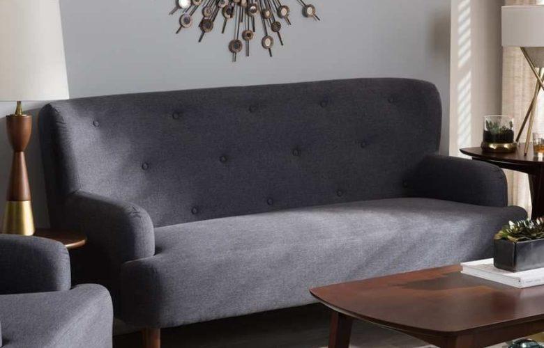 Promo Azura Home Canapé 3 places 170 cm NORA 2990Dhs au lieu de 4500Dhs