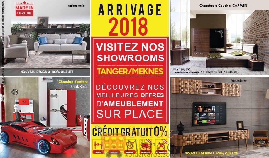 Offres promotionnelles Chez ElectroBousfiha Arrivage 2018