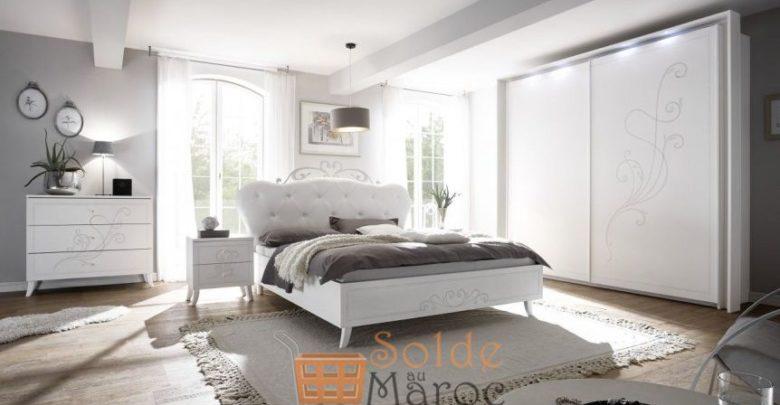 Photo of Promo Azura Home Chambre complète PALENA 8790Dhs