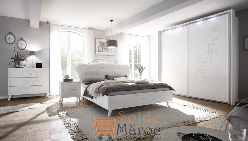 Promo Azura Home Chambre complète PALENA 8790Dhs au lieu de 9730Dhs