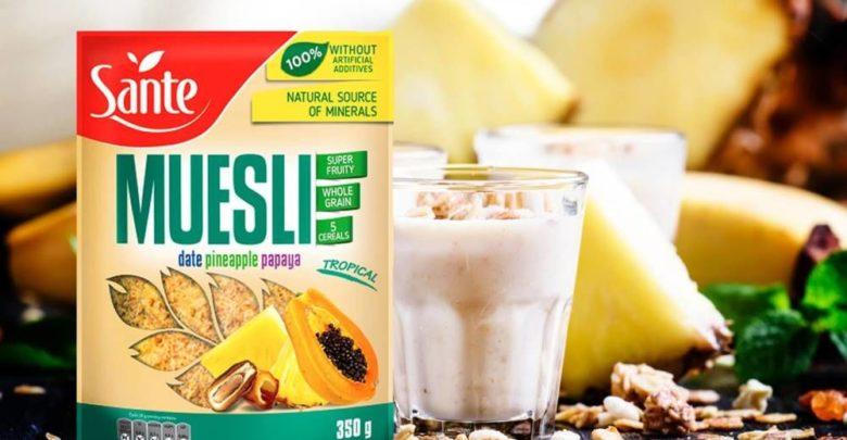 Promo Carrefour Gourmet Muesli Super fruité 22.90Dhs au lieu de 32.90Dhs