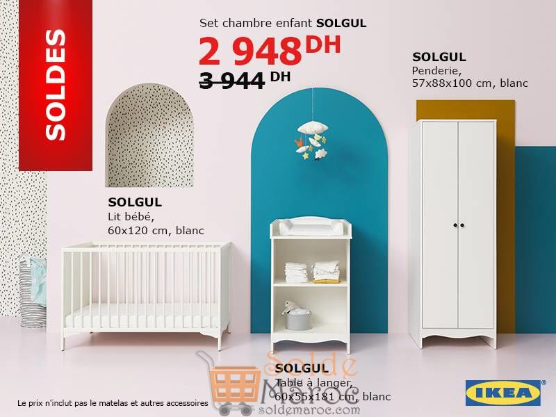 soldes ikea maroc combinaison de meubles b b s solgul. Black Bedroom Furniture Sets. Home Design Ideas