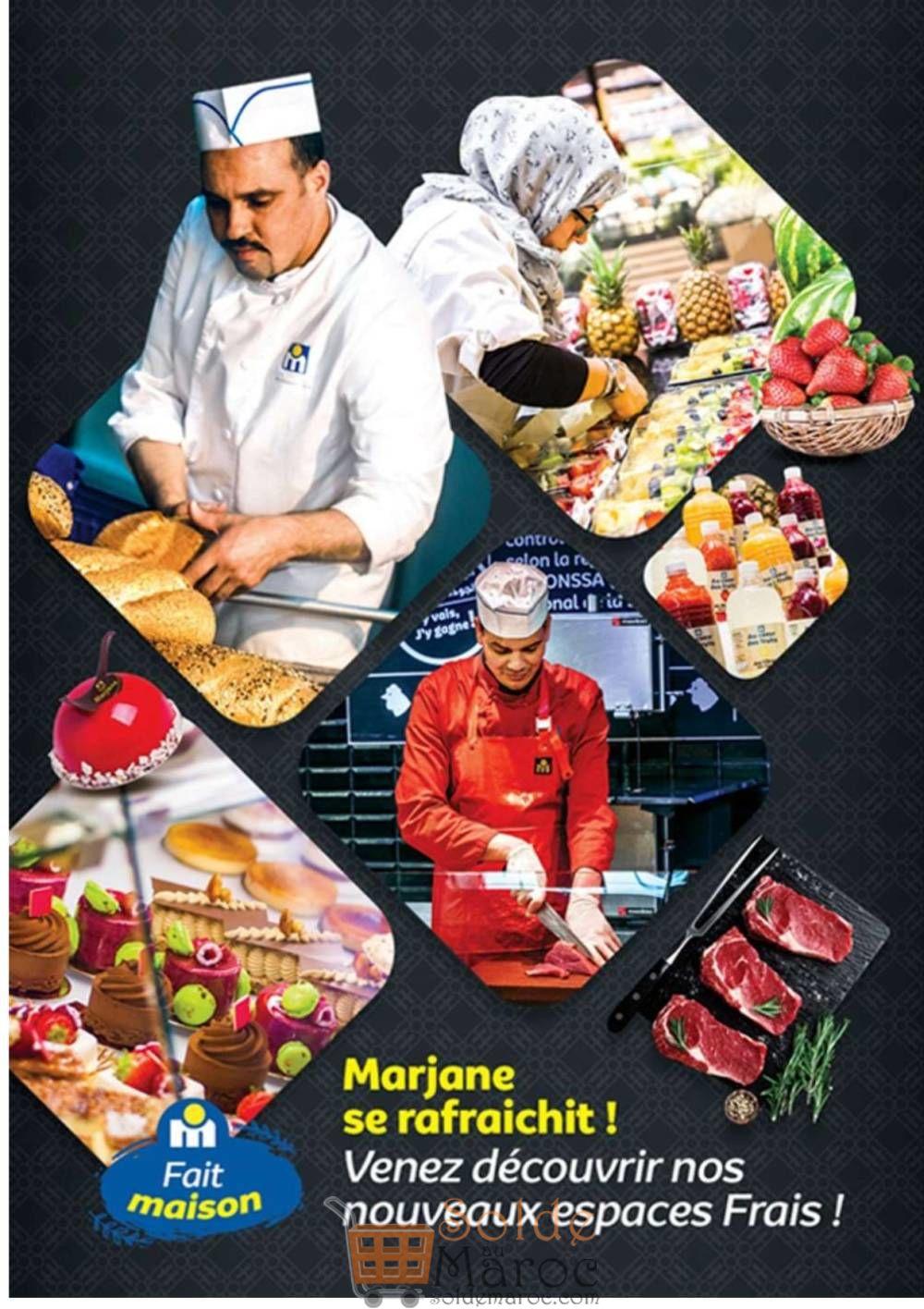 Catalogue Marjane du 11 au 25 Avril 2018