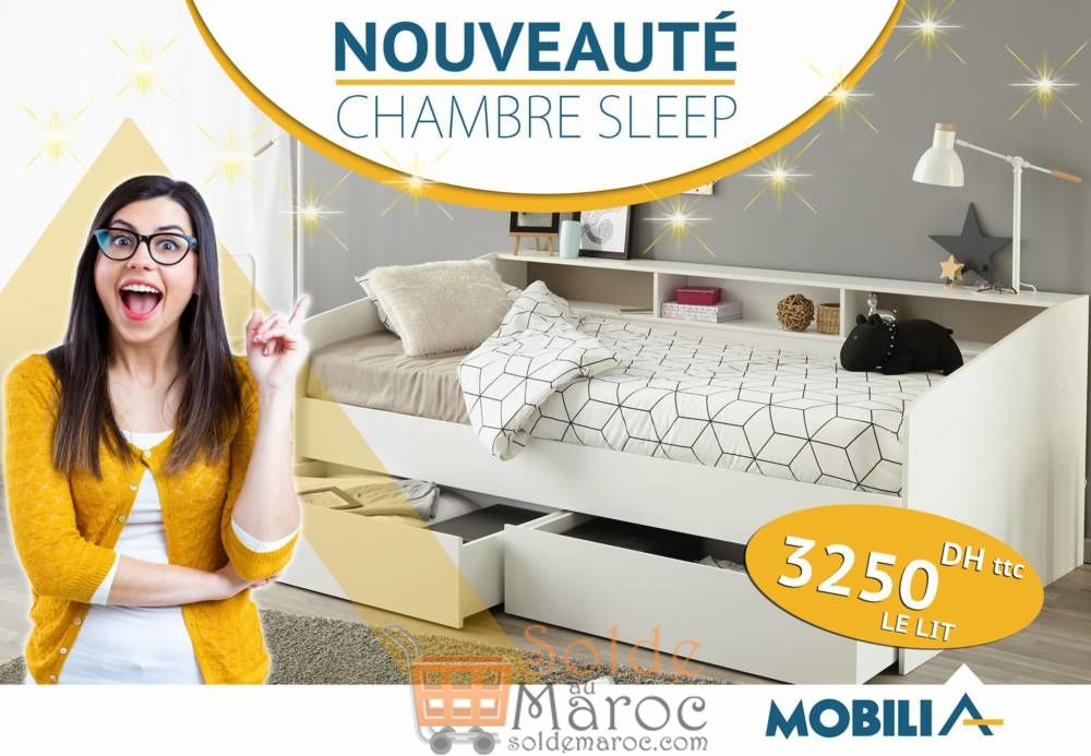Offre Spéciale Mobilia Chambre Sleep