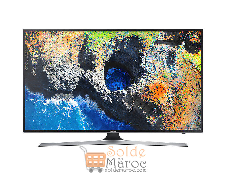 "Promo Electroplus Smart TV Samsung UHD 4K 55"" MU7000 série7 8699Dhs"