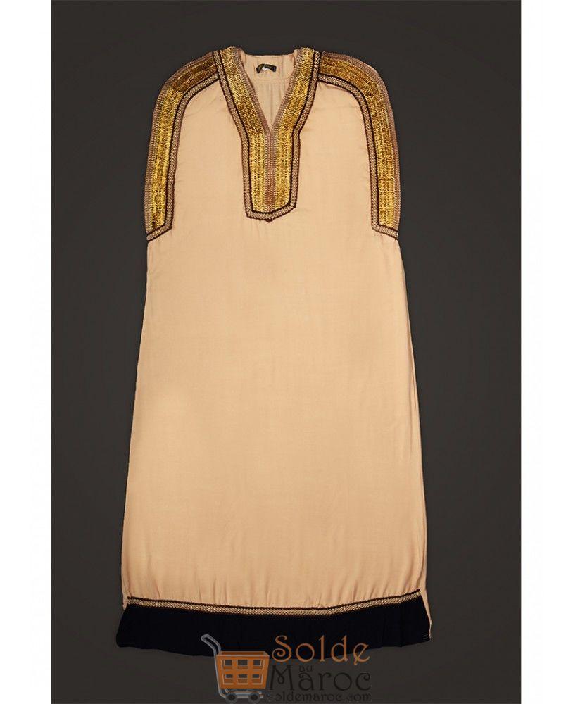 Soldes Niswa PYJAMA Robe longue 149Dhs au lieu de 299Dhs