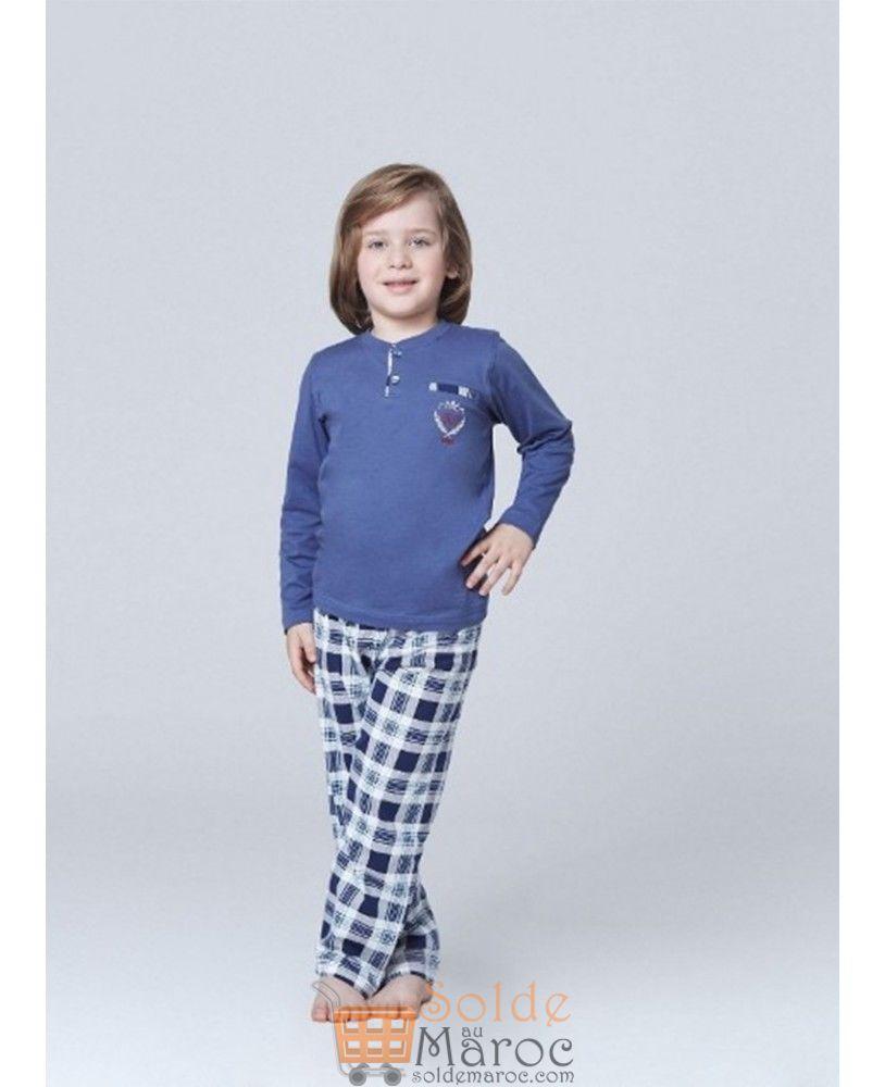 Soldes Niswa Pyjama Filles & Garçon 99Dhs