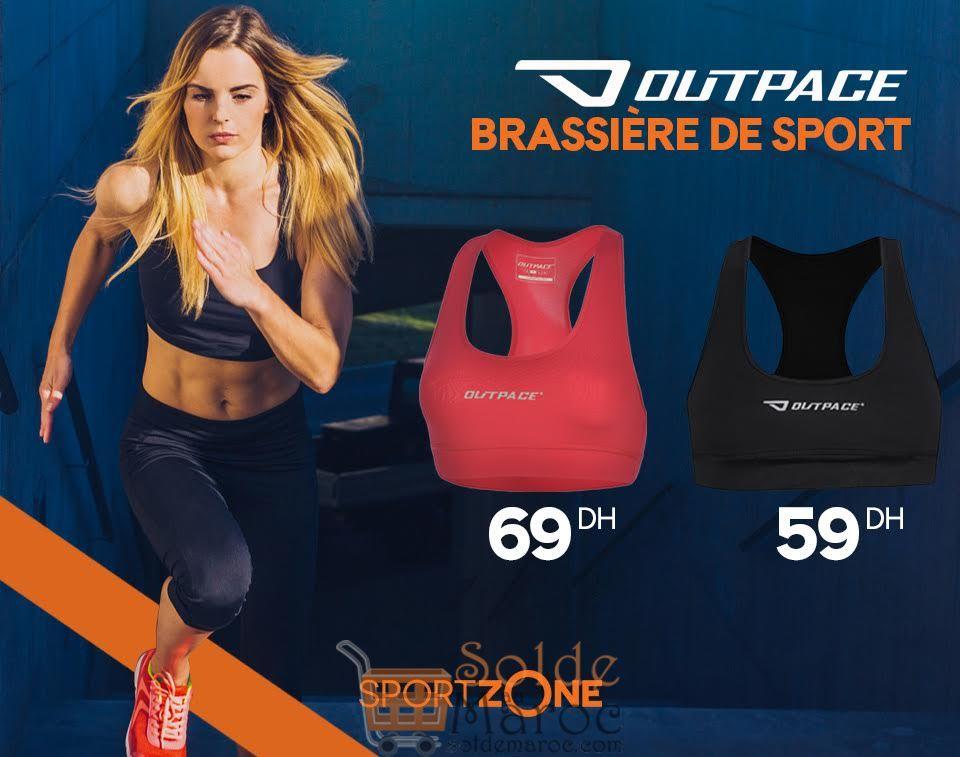 Spéciale Running chez Sport Zone Maroc