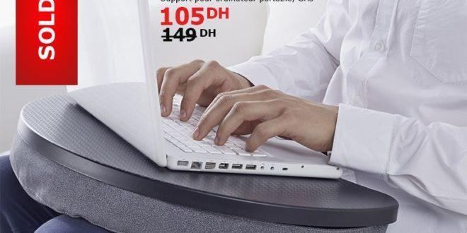 soldes ikea maroc support laptop byllan 105dhs au lieu de 149dhs les soldes et promotions du maroc. Black Bedroom Furniture Sets. Home Design Ideas