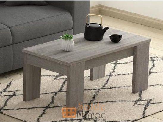 Promo Azura Home Table basse relevable NIMA 1390Dhs au lieu de 2190Dhs