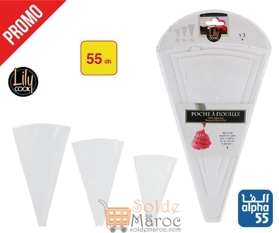 Promo Alpha55 Accessoires de mesure pour la pâtisserie