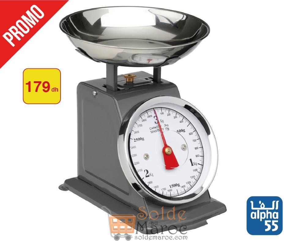 Promo Alpha55 Outils de mesure pour la Cuisine