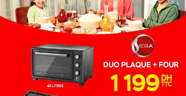 Photo of Promo Electroplanet Duo Plaque + Four Siera 1199Dhs