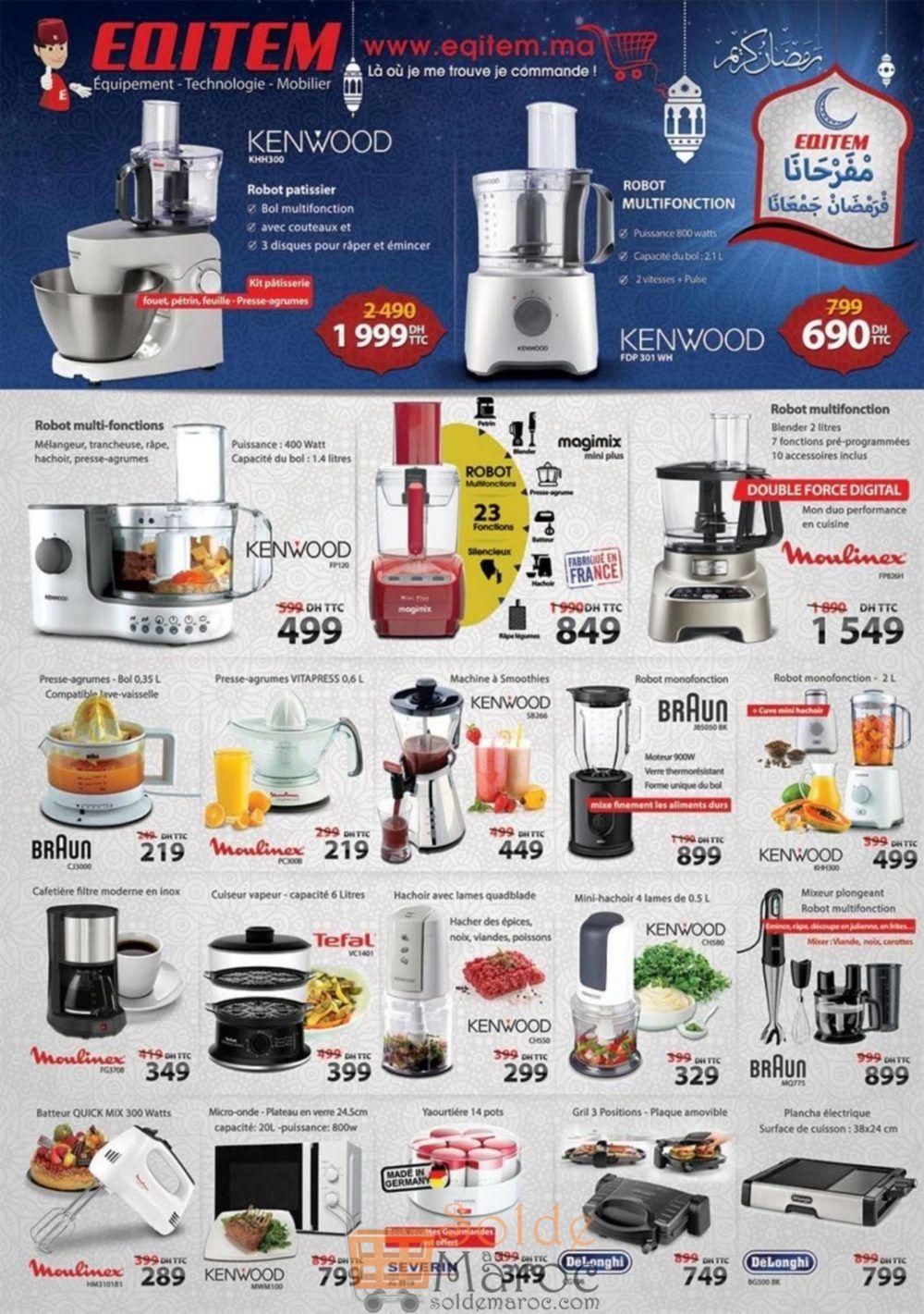 Catalogue Eqitem Ramadan Jusqu'au 2 Juin 2018