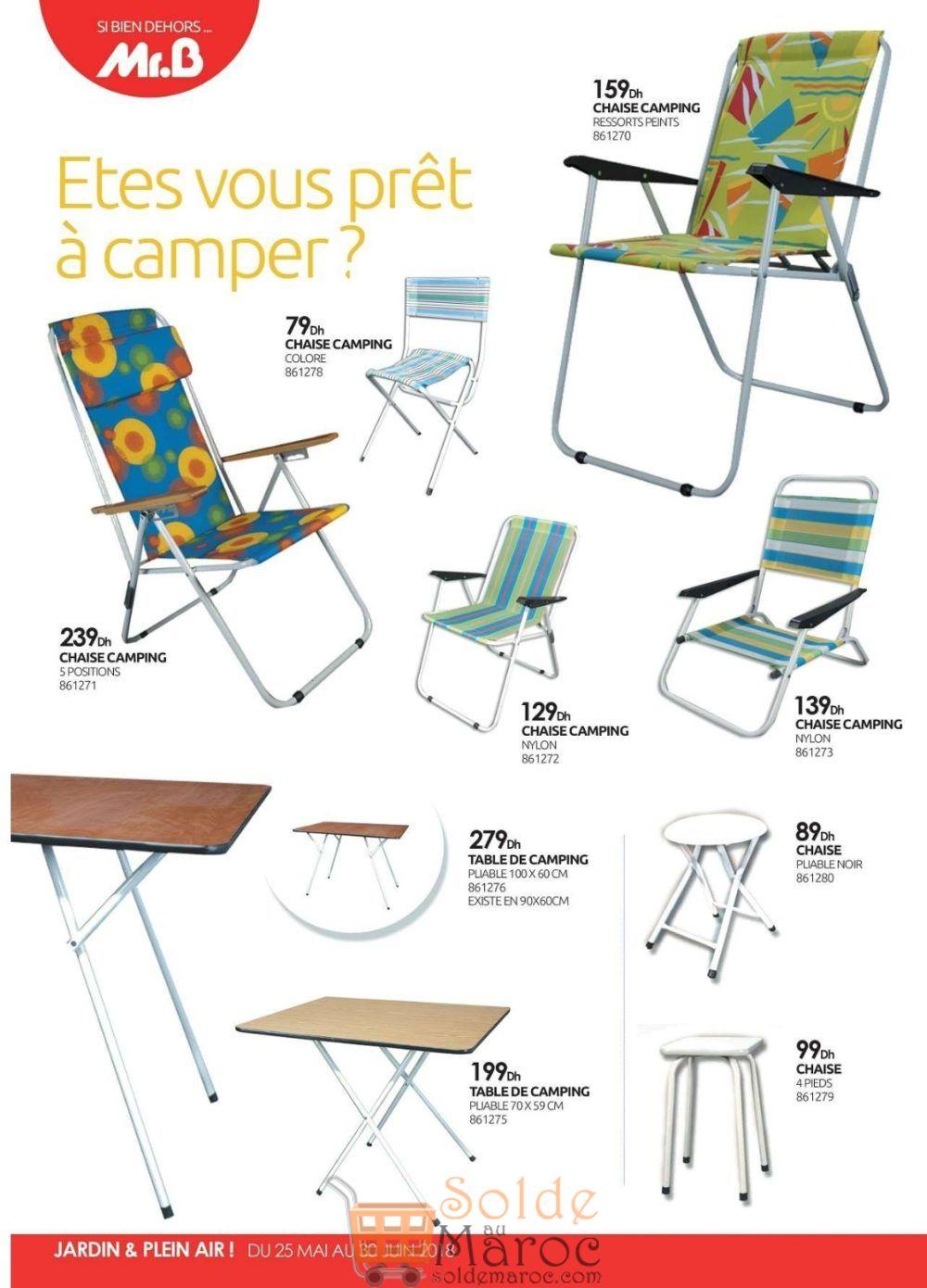 Catalogue Mr Bricolage Maroc Jardin & Plein air du 25 Mai au ...