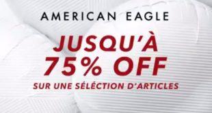 Soldes American Eagle Jusqu'à -75% OFF Jusqu'au 15 Mai 2018