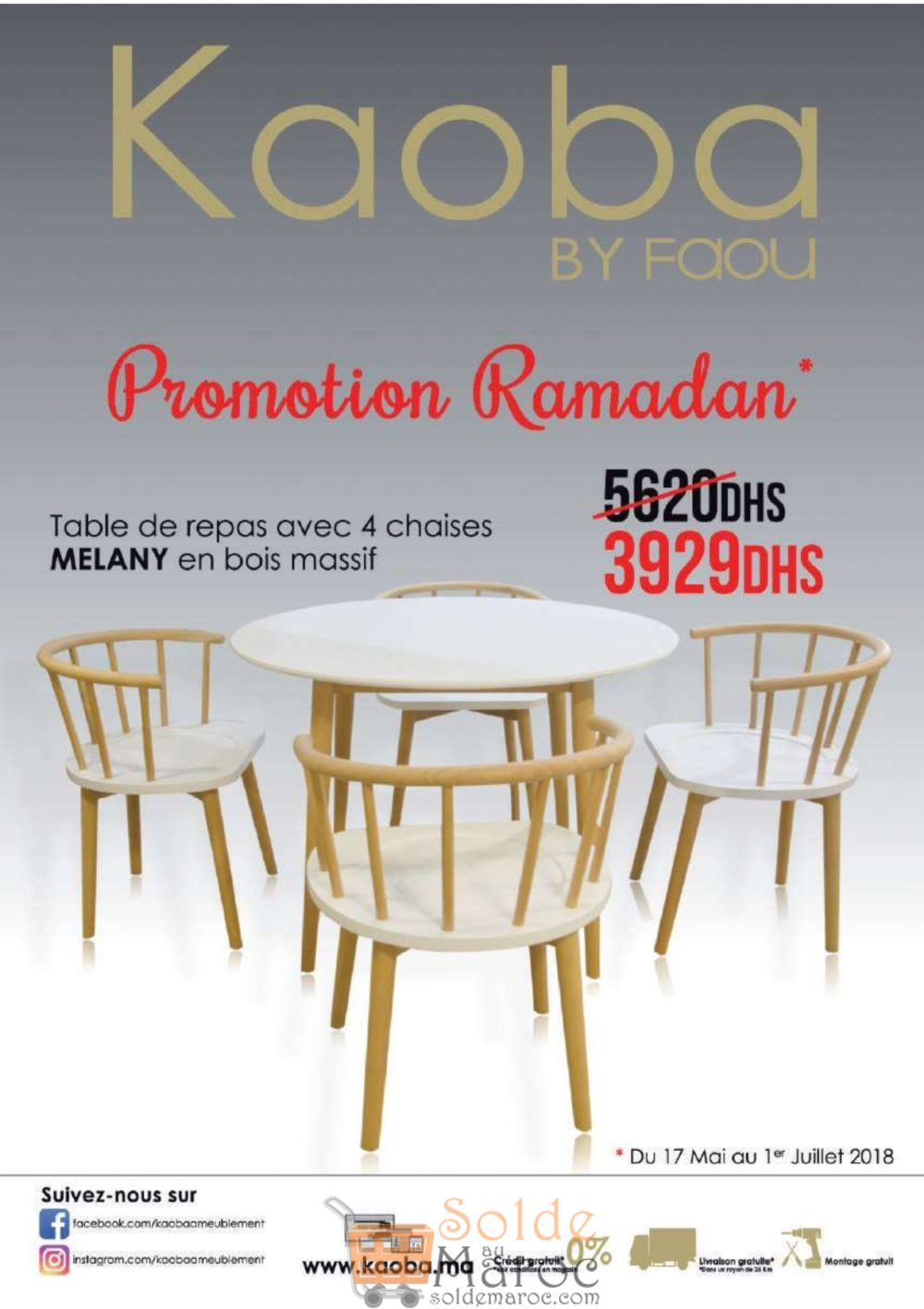 Catalogue Kaoba Ramadan 2018