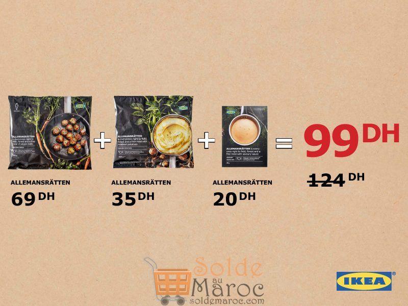 Promo Ikea Maroc Épicerie suédoise