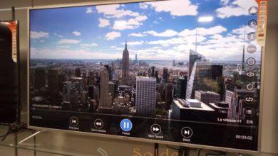 """Promo Electroplus Smart Tv KROHLER 4K 55"""" récepteur integer 5199Dhs au lieu de 700Dhs"""