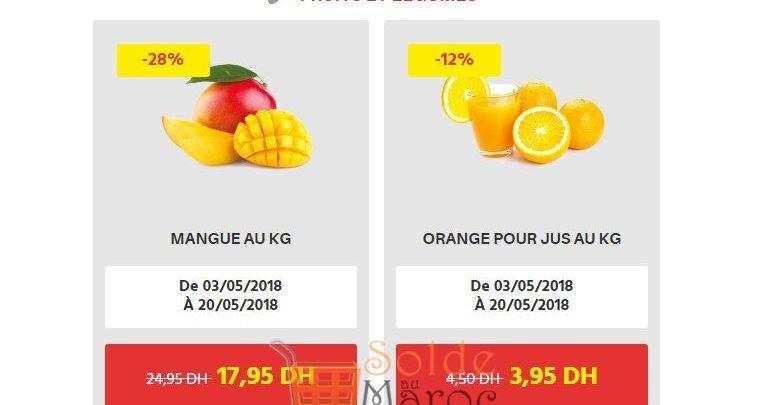 Photo of Meilleur Offre Leader Price Maroc Fruits et légumes