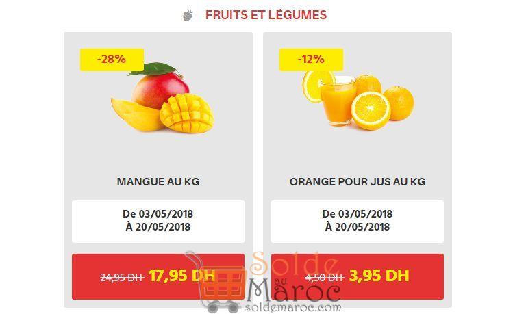 Meilleur Offre Leader Price Maroc Fruits et légumes
