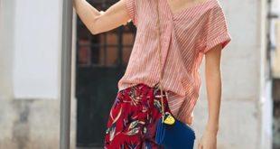 Soldes Kiabi Maroc Pantalon Printemps 150Dhs au lieu de 190Dhs