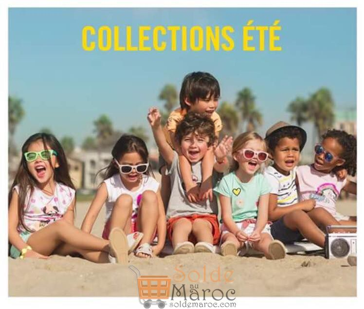 Collection été Disponible chez Orchestra Maroc