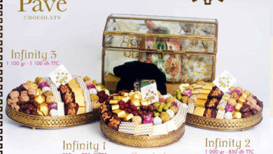 Photo de Catalogue Pavé Chocolat Spéciale Ramadan