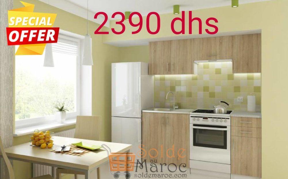 Offre Spéciale Azura Home Meubles cuisine RAVIS 2390Dhs