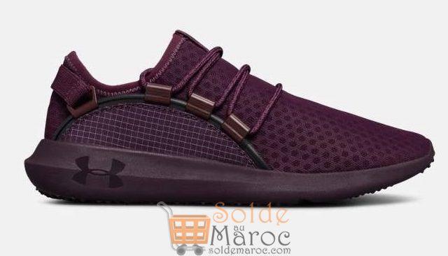Nouveau chez Olympe Store Under Armour UA Rail Fit Chaussures de Running Femmes 1155Dhs