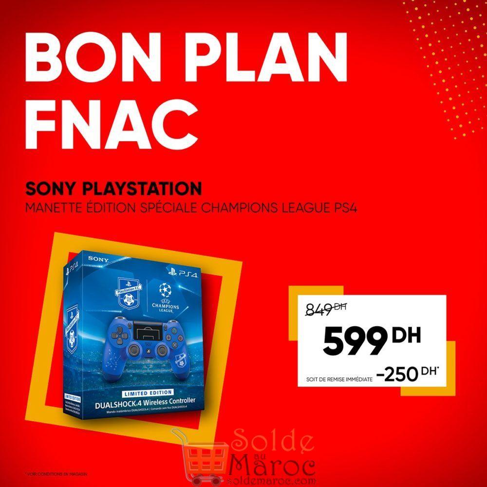Offres Bons Plans Gaming chez Fnac Maroc