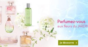 Promo Yves Rocher Maroc -40% sur TOUT l'univers parfums