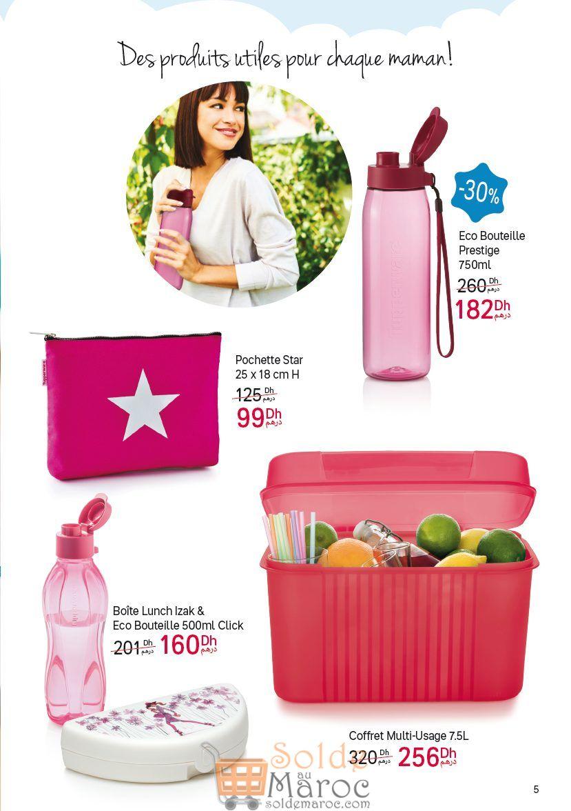 Catalogue Tupperware Maroc du 18 Juin au 8 Juillet 2018