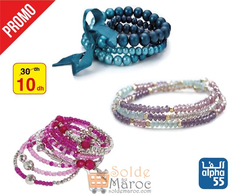 Promo Alpha55 Large Collection Bracelets