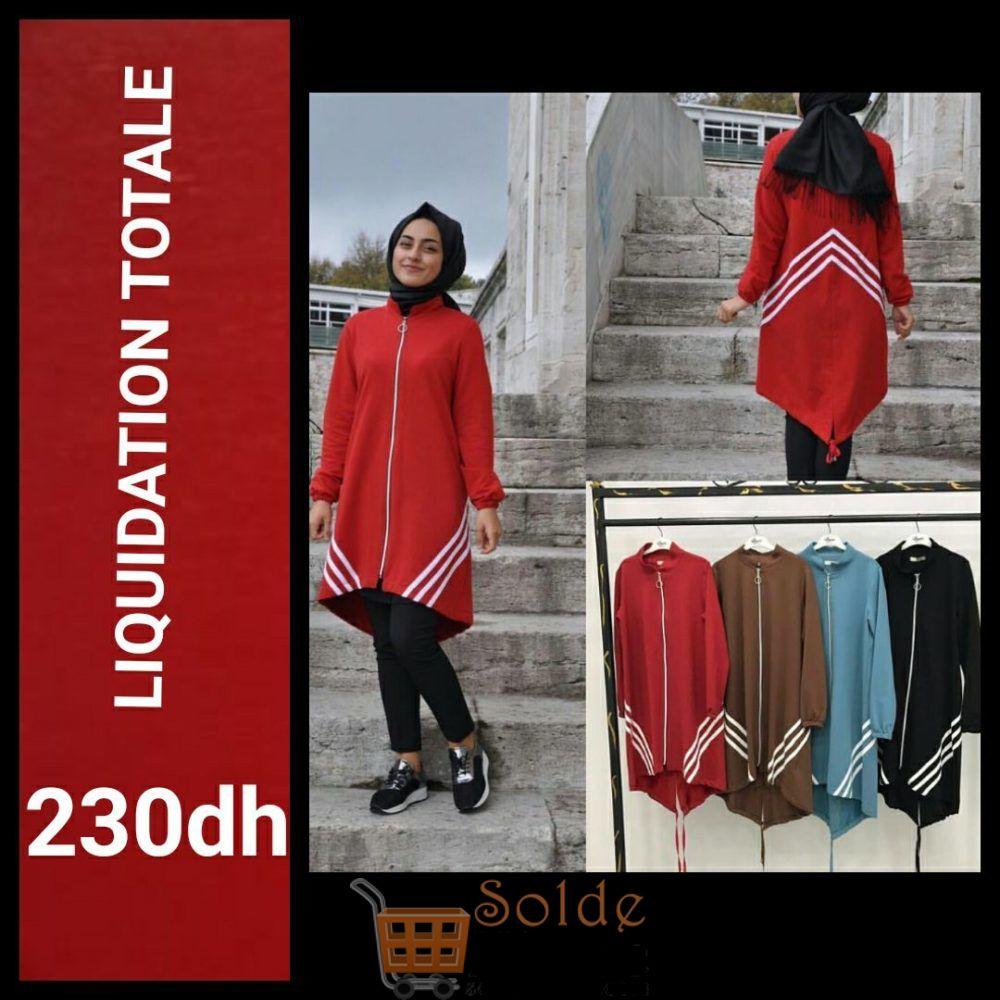 Liquidation chez Dar Hijab Saison des Soldes