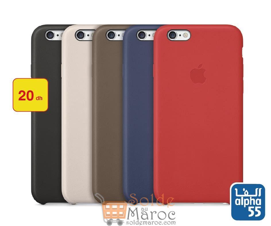 Solde Alpha55 Coques pour iPhone 5 et 6
