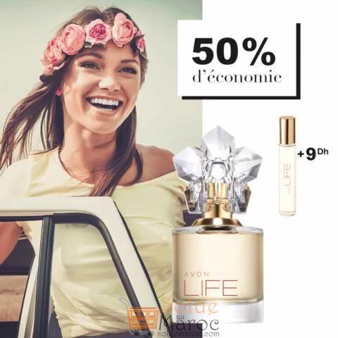 Promo du moi de Juillet Avon Maroc -50%