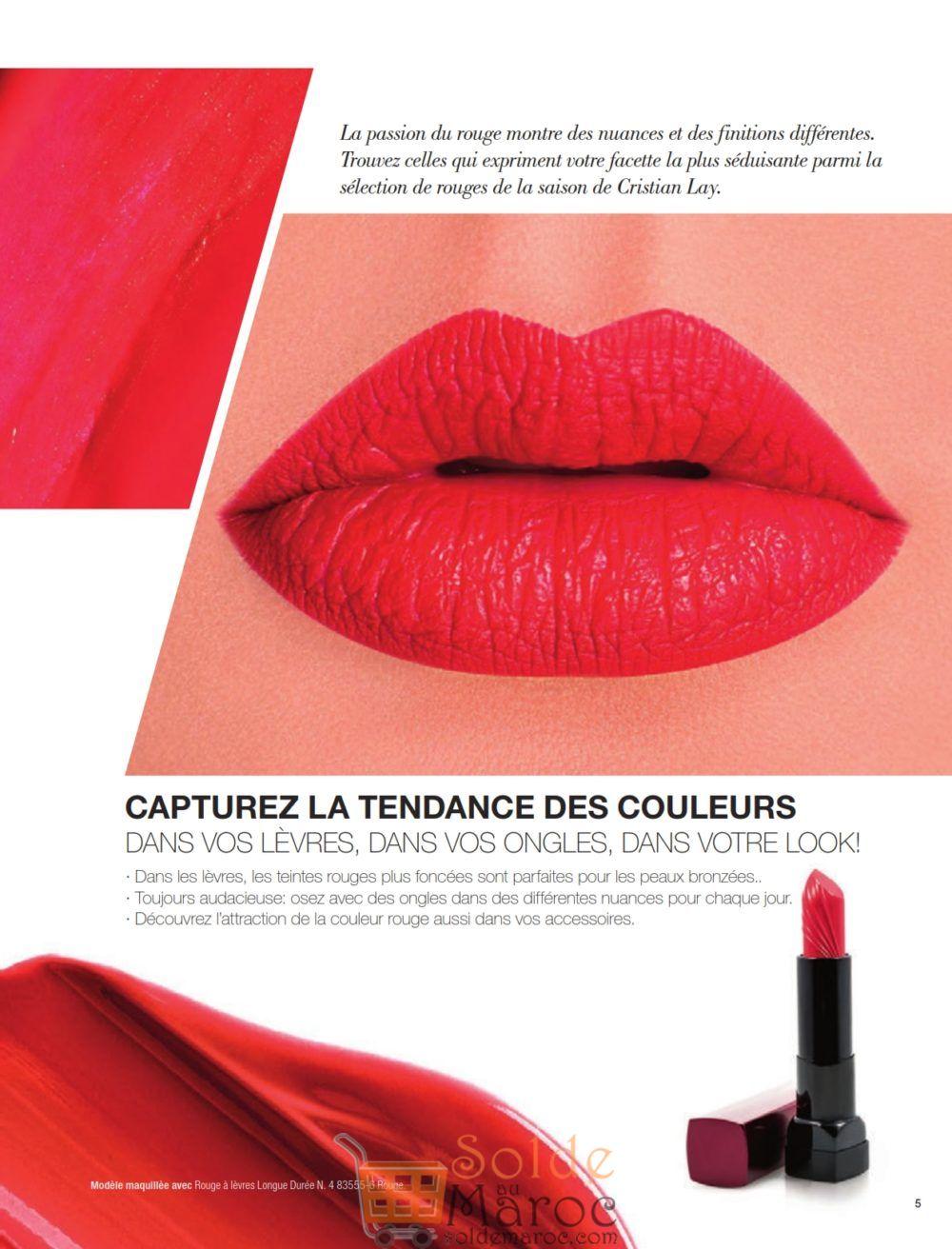 Catalogue CRISTIAN LAY Maroc General Book 2 du 23 AVRIL 24 AOÛT 2018