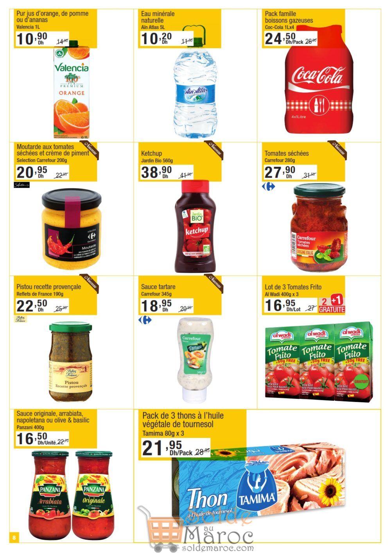 Catalogue Carrefour Gourmet Maroc du 28 Juin au 18 Juillet 2018
